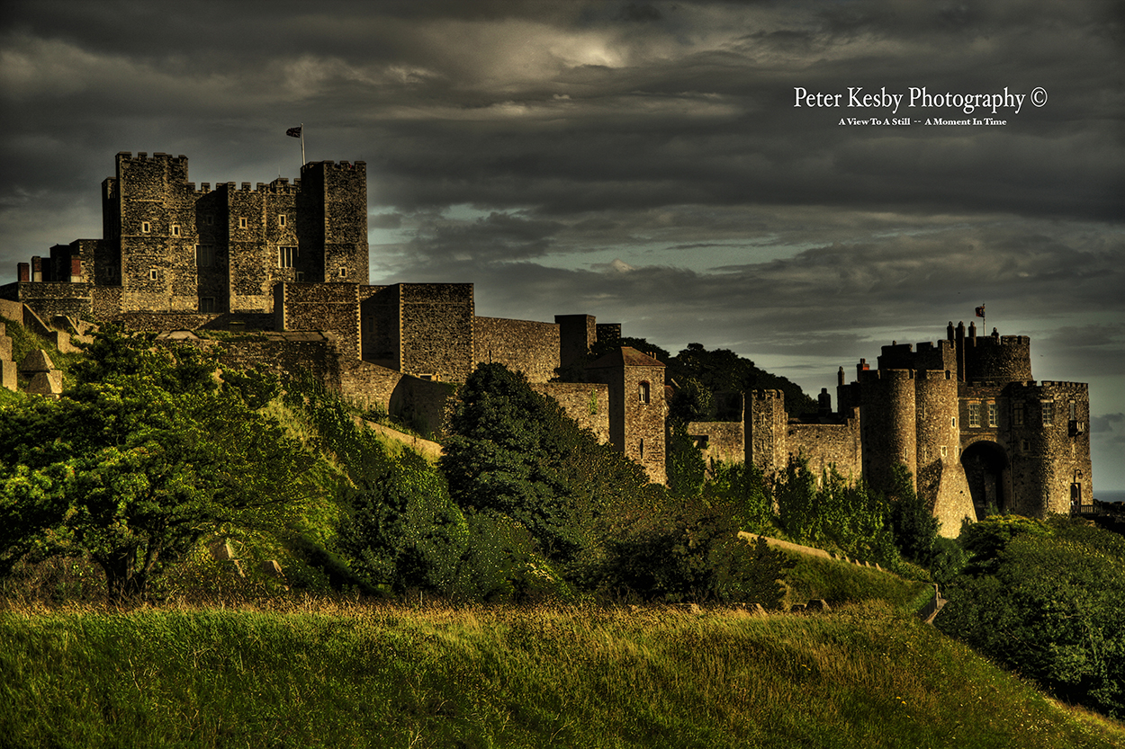 Peter kesby photography dover castle iconic view peter kesby dover sciox Image collections