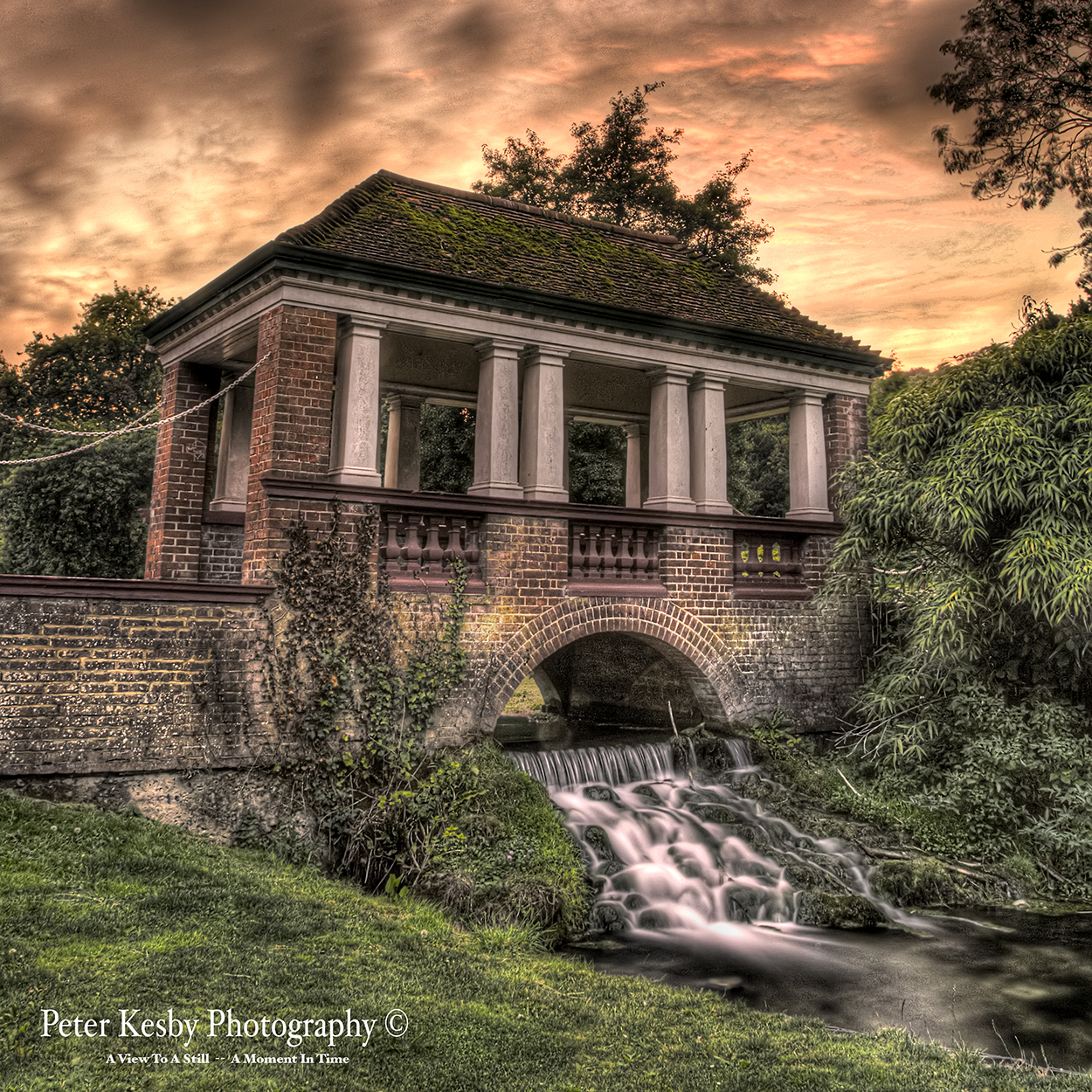 River & Temple Ewell - Peter