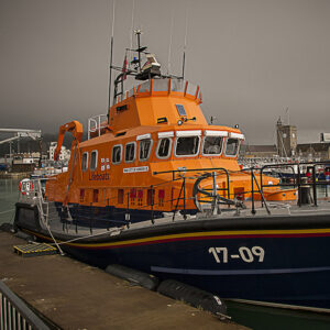 Dover Lifeboat City Of London 2
