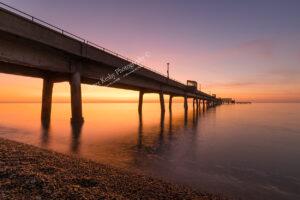 AK034 deal pier sunrise 23.7.19 web