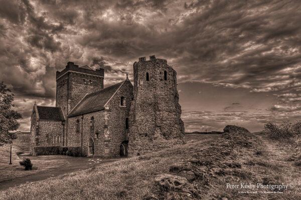 St Mary In Castro - Pharos Lighthouse - Dover Castle
