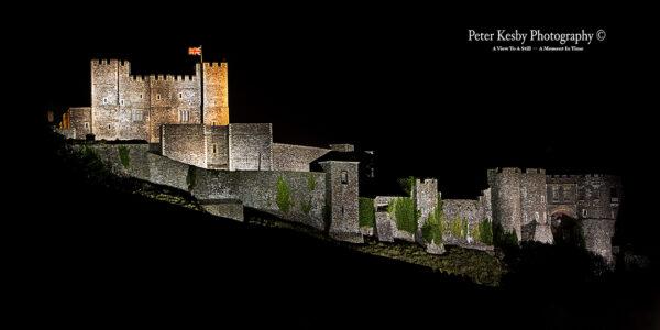 Dover Castle - Floodlit #2