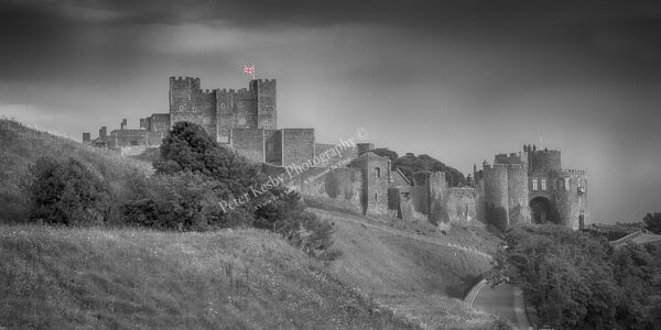 Dover Castle - Popped