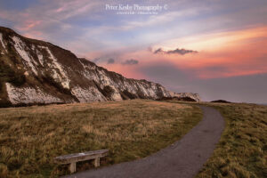 Samphire Hoe - Sunset #1