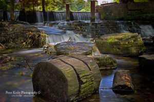Kearsney Abbey - Waterfall #2