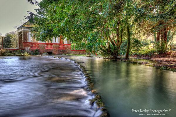 Russell Gardens - Flood
