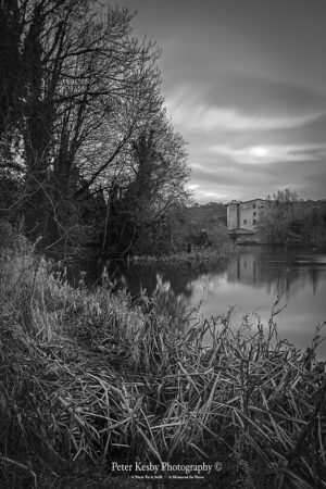 Crabble Corn Mill - Mono