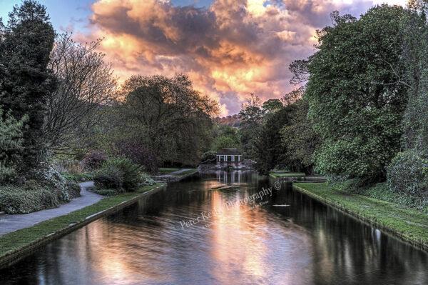 Russell Gardens - Big Sunset