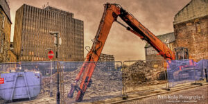 Burlington House - Dover Demolition