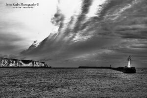 Dover Harbour - Mono