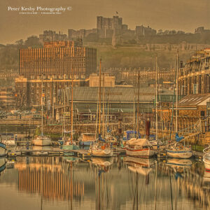 Wellington Dock - Dover Castle - Sand