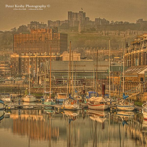 Wellington Dock - Dover Castle - Sand