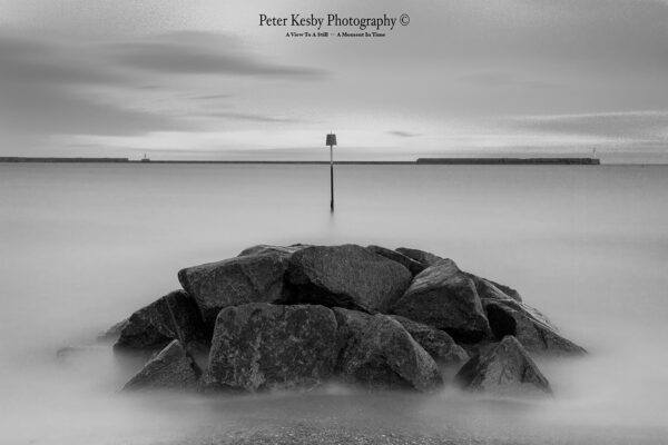 Dover Beach - Rock - Long Exposure