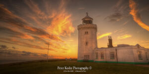 South Foreland lighthouse - Sunset - #1