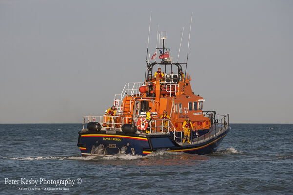 Dover Lifeboat Off Deal