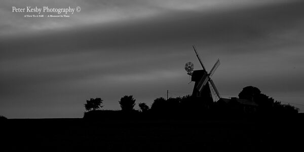 Ripple Mill - Ringwould - Silhouette