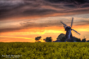 Ripple Mill - Ringwould - Sunset