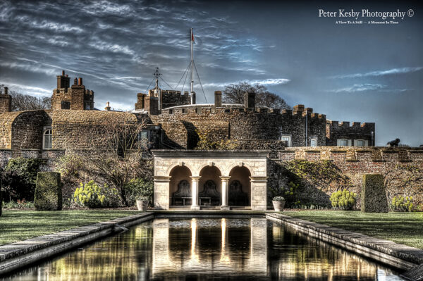 Walmer Castle - Gardens