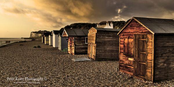 Kingsdown - Beach Huts