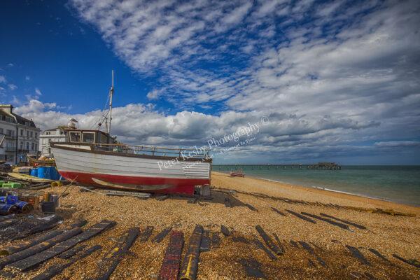Deal Pier - Fishing Boat - #1