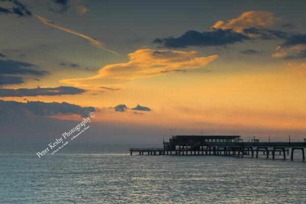 Deal Pier - Sunrise - #2