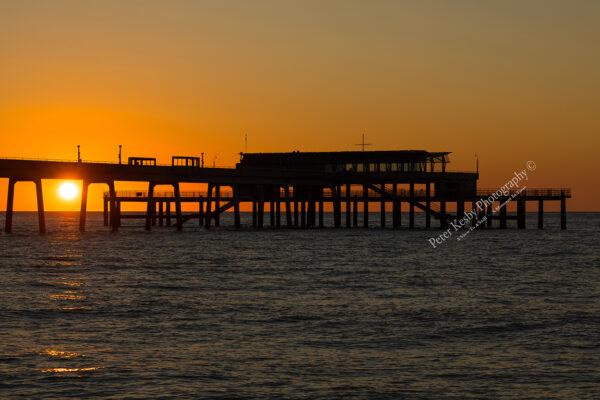 Deal Pier - Sunrise - #4