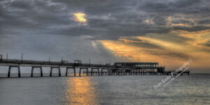 Deal Pier - Sunrise - Panoramic - #2