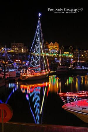Boats - Xmas - Ramsgate