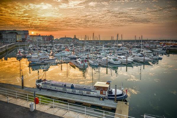 Ramsgate - Golden Sunrise