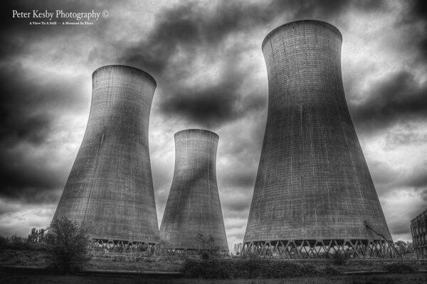 Richborough Power Station - Mono
