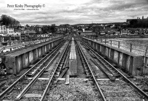 Viaduct - Folkestone - Mono
