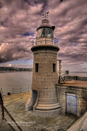 Lighthouse - End Of Folkestone Pier
