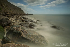 Rocks - Long Exposure - Folkestone