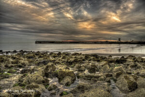 Folkestone - Sunny Sands - Sunset
