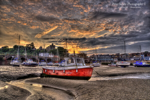 Red Boat - Snaking Harbour