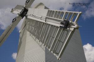Chillenden Windmill - Sails