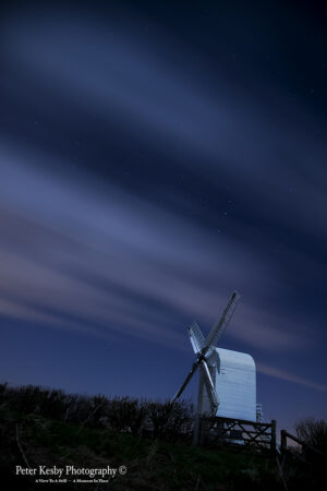 Chillenden Windmill - Night