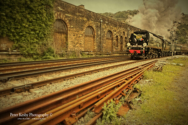 Golden Arrow - Tangmere - 34067 - #4