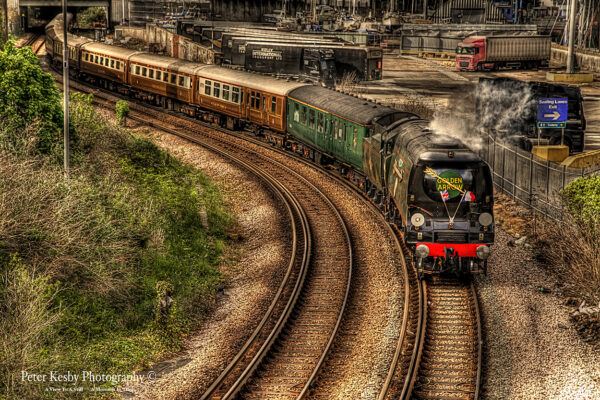 Golden Arrow - Tangmere - 34067 - #3