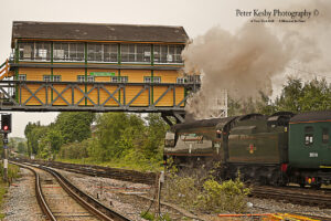 Golden Arrow - Tangmere - 34067 - #1