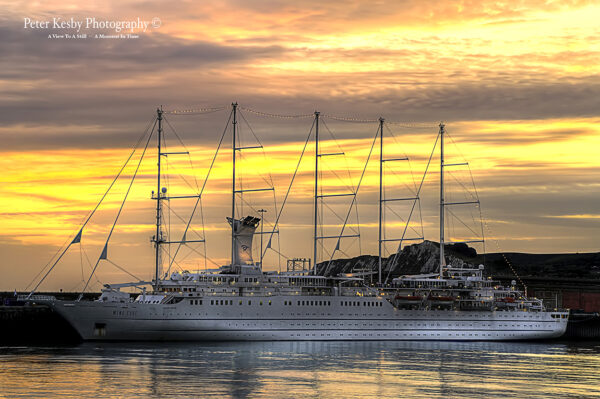 Windsurf - Dover Harbour