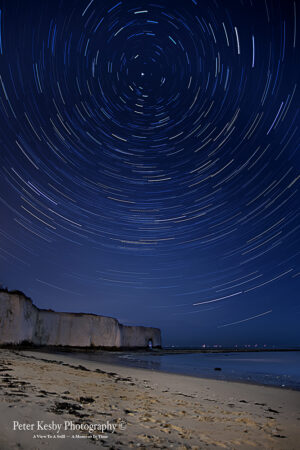 Kingsgate Bay - Star Trails