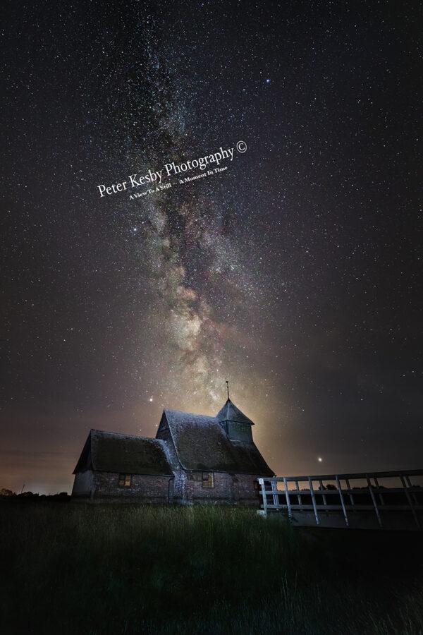 St Thomas A Becket - Milky Way #1