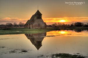 St Thomas A Becket - Sunrise - #1