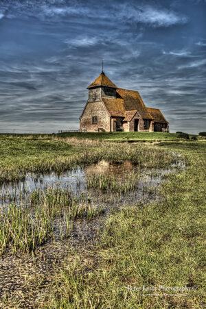St Thomas A Becket - Reeds