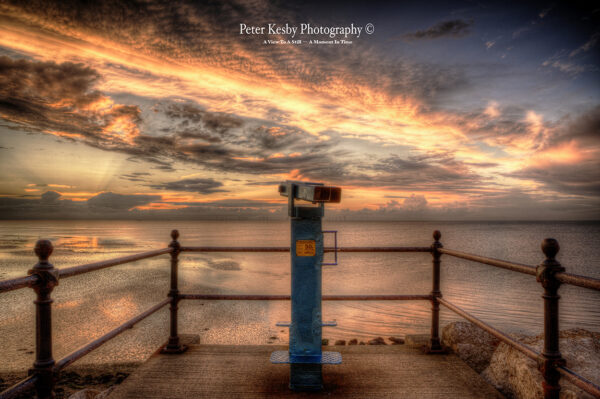 Telescope - Reculver - Look Into The Sunset