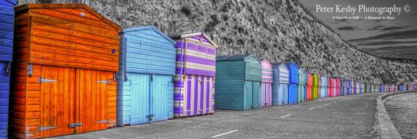 Beach Huts - Stone Bay