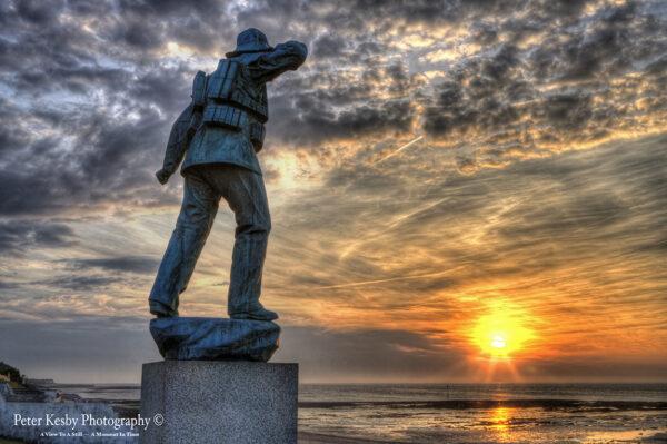 Lifeboat Memorial - Margate