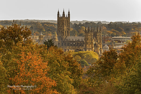 Canterbury Cathedral - Autumn