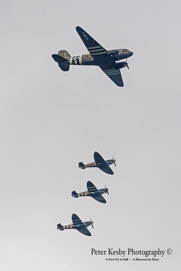 Spitfires - Dakota